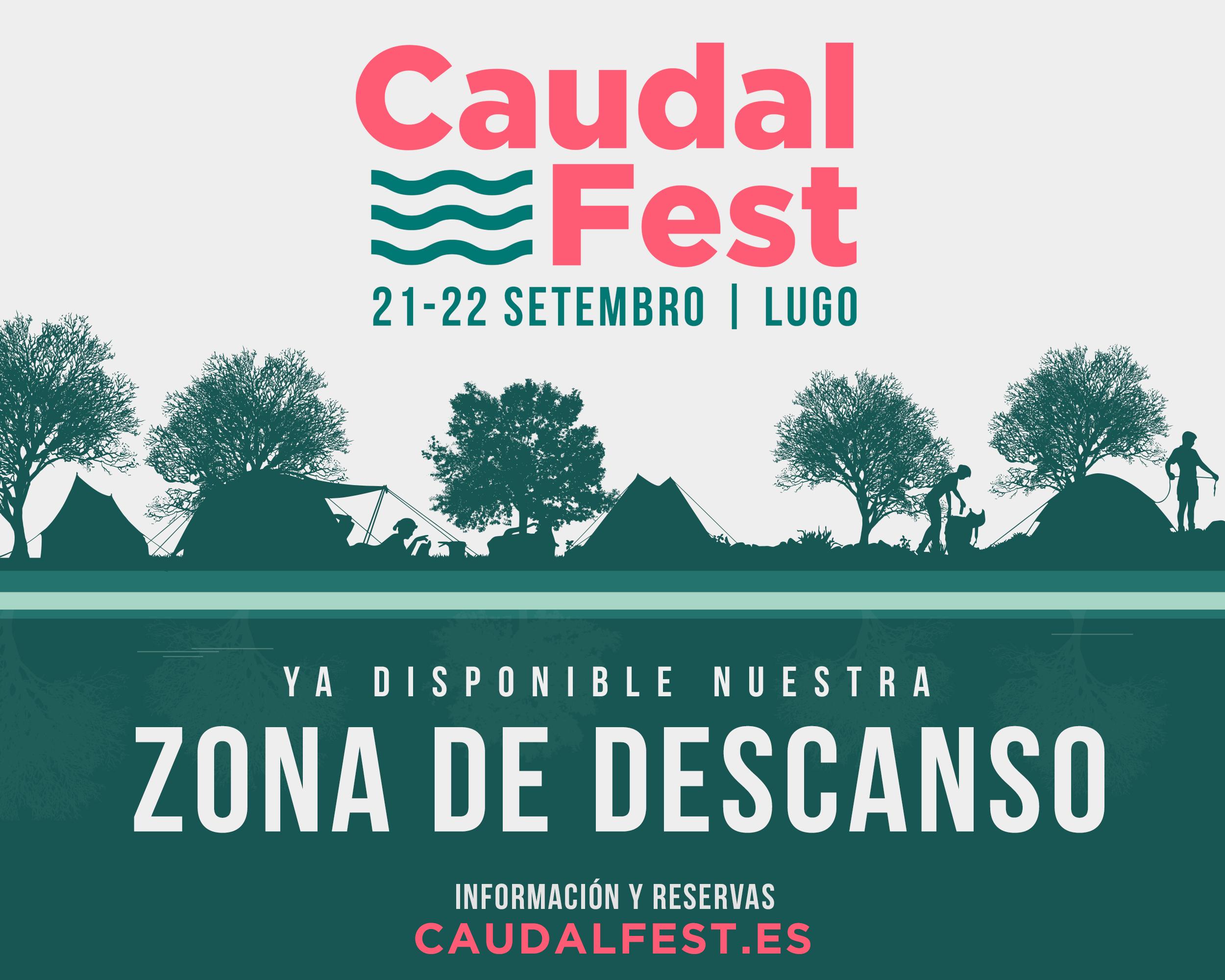 Zona de descanso Caudal Fest