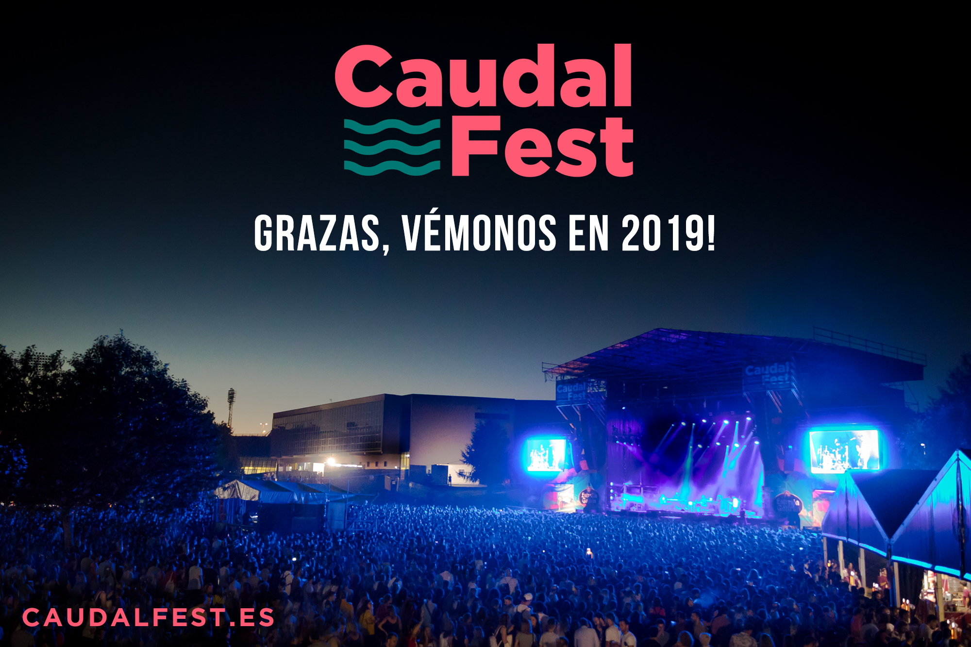 Caudal Fest Gracias